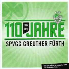 110 Jahre SpVgg Greuther Fürth