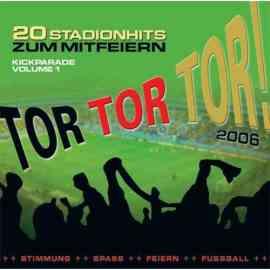 20 Stadionhits zum Mitfeiern: Kickparade Volume 1