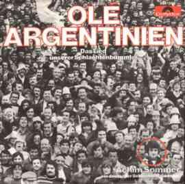Ole, Argentinien (Das Lied unserer Schlachtenbummmmler)