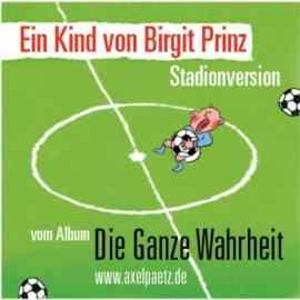 Ein Kind von Birgit Prinz - Stadionversion