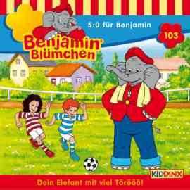5:0 für Benjamin