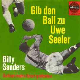 Gib den Ball zu Uwe Seeler