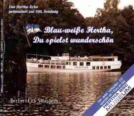 Blau-Weiße Hertha, du spielst Wunderschön