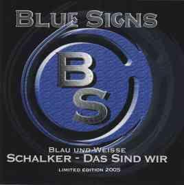 Blau und Weisse Schalker - das sind wir