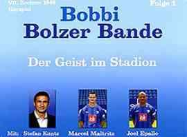Bobbi Bolzer Bande - Der Geist im Stadion