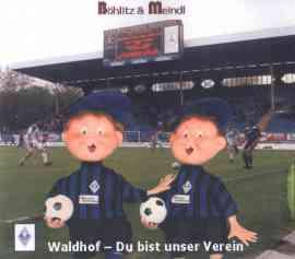 Waldhof - Du bist unser Verein