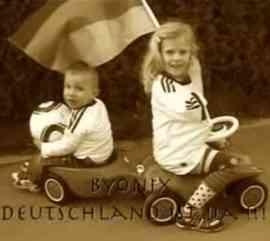 Deutschland ist da