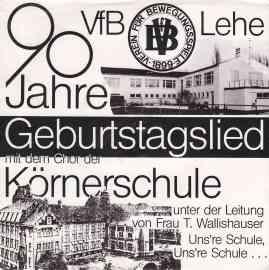Geburtstagslied des VfB