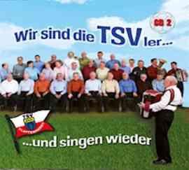 Wir sind die TSVler und singen wieder