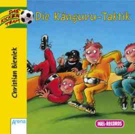 Das Kicker-Team - Die Känguru-Taktik