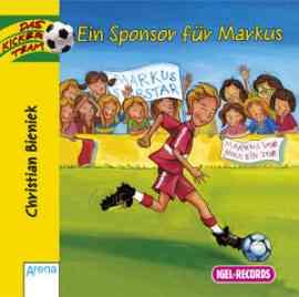 Das Kicker-Team - Ein Sponsor für Markus
