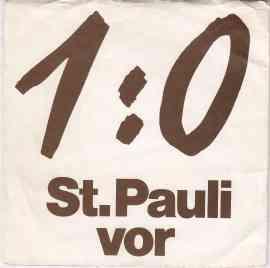 1:0 St. Pauli vor