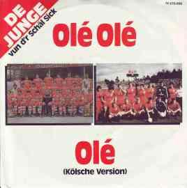 Olé Olé Olé (Kölsche Version)