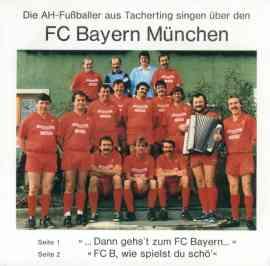 ...Dann gehs't zum FC Bayern