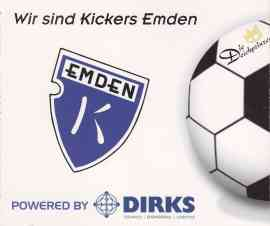 Wir sind Kickers Emden