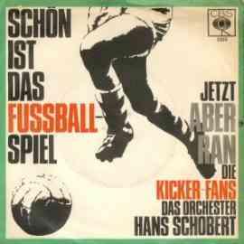 Schön ist das Fussball Spiel