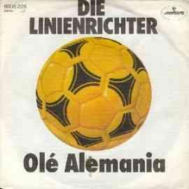 Olé Alemania