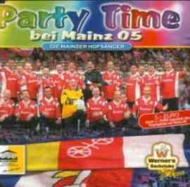 Party Time bei Mainz 05