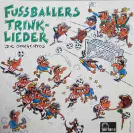 Fussballers Trinklieder