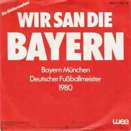 Wir san die Bayern