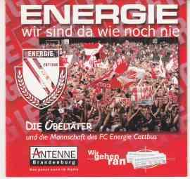 Energie, wir sind da wie noch nie
