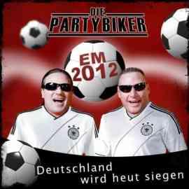 Deutschland wird heut siegen