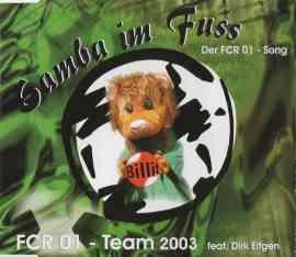 Samba im Fuss