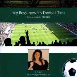 Hey Boys, now it's Football Time