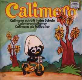 Calimero als Fußballer