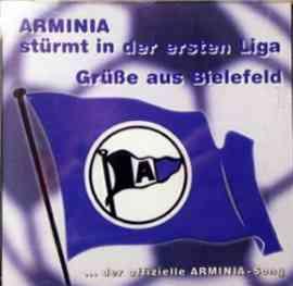 Arminia stürmt in der ersten Liga