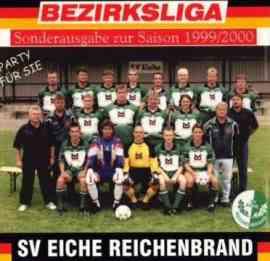 Es ist wieder mal Fußball in Reichenbrand