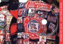 FC Bayern München Postkarte