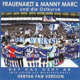 Hey das geht ab (wir holen die Meisterschaft) - Hertha Fan Version