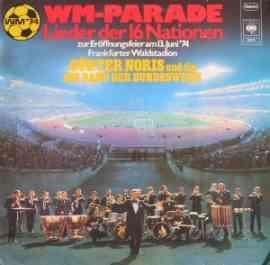 WM-Parade Lieder der 16 Nationen