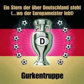 Ein Stern der über Deutschland steht (wo der Europameister lebt)
