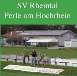 Beim SV Rheintal da bin ich daheim