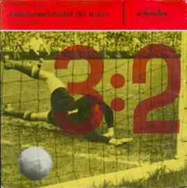 Reportage WM Endspiel 1954