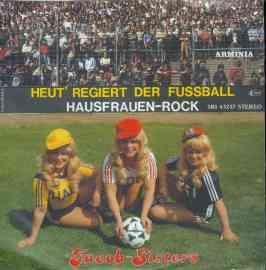 Heut' regiert der Fussball