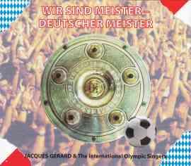 Wir sind Meister - Deutscher Meister