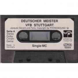 Deutscher Meister VfB Stuttgart