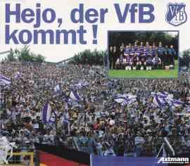 Hejo, der VFB kommt!