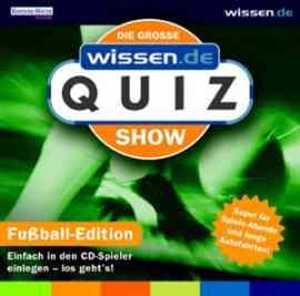 Die grosse wissen.de Quiz-Show - Fußball-Edition