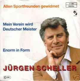 Mein Verein wird deutscher Meister