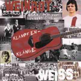 Weinrot-Weiss