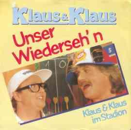 Klaus & Klaus im Stadion