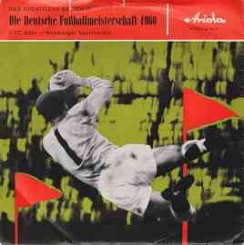 Die Deutsche Fußballmeisterschaft 1960