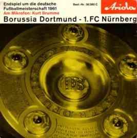 Endspiel um die deutsche Fußballmeisterschaft 1961