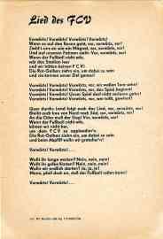 Lied des FC Vorwärts