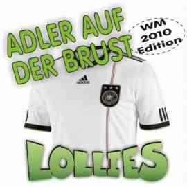 Adler auf der Brust (WM 2010 Mix)