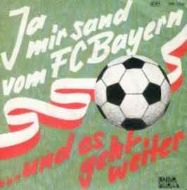 Ja mir sand vom FC Bayern
